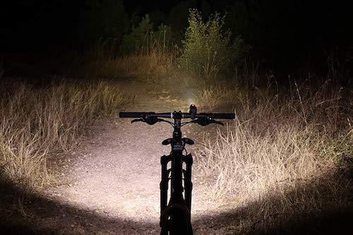 mountain bike light review
