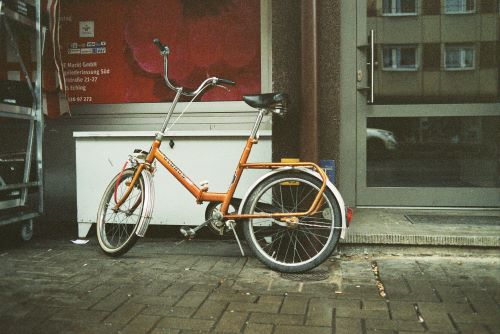 folding bike for commuting review