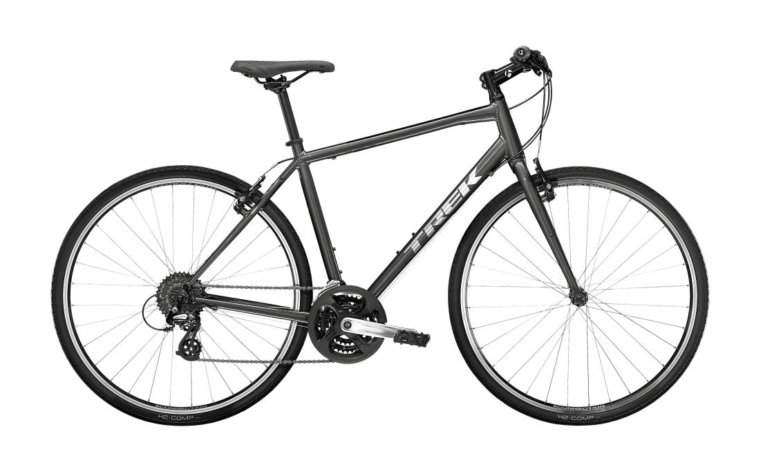 FX 1 Hybrid Bike by Trek review