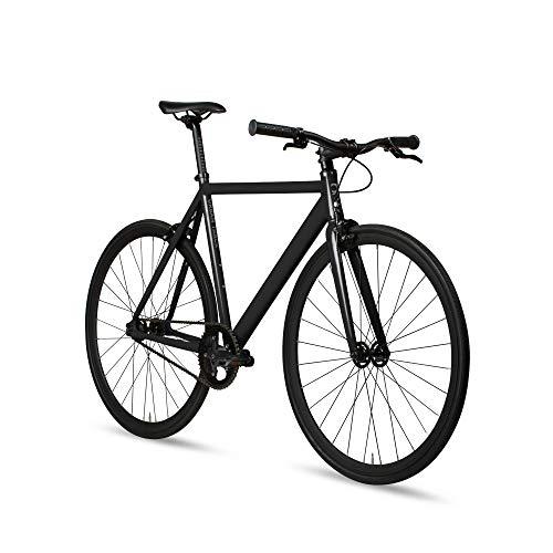 6KU Aluminum Fixed Gear Single-Speed Fixie Urban Track Bike review