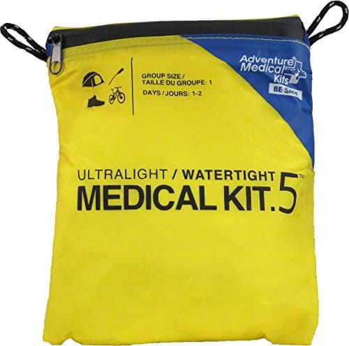 Adventure Medical Kits Ultralight Watertight .5 Medical First Aid Kit review