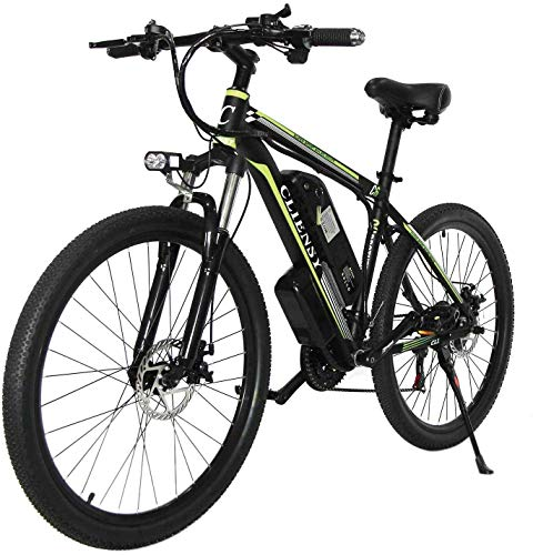 CLIENSY 26 Inch Aluminum Electric Mountain Bike review
