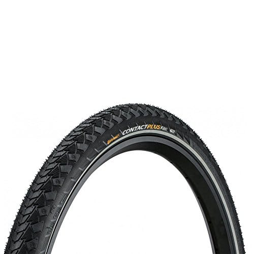 Continental Contact Plus Bike Tire review