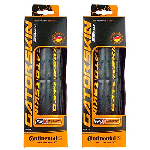 Continental GatorSkin DuraSkin Clincher Bike Tire review