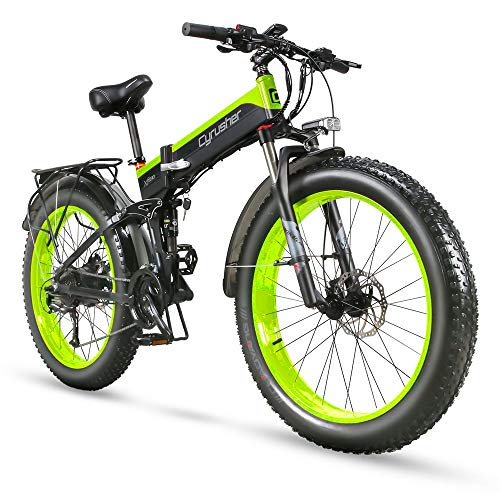 Cyrusher XF690 Motorcycle Style Electric Bike 750W review