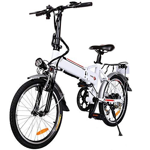Emdaot Folding Electric Bike review