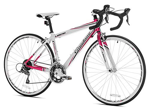 Giordano Libero 1.6 White/Pink Women's Road Bike-700c review