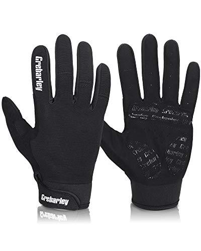 Grebarley Cycling Gloves Mountain Bike Gloves review