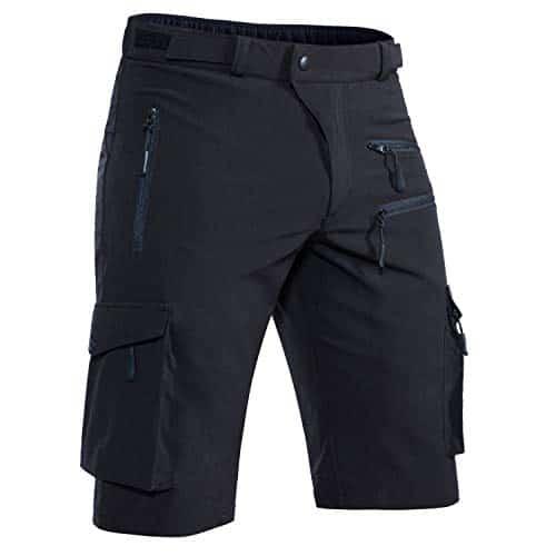 Hiauspor Men's Mountain Bike Shorts review