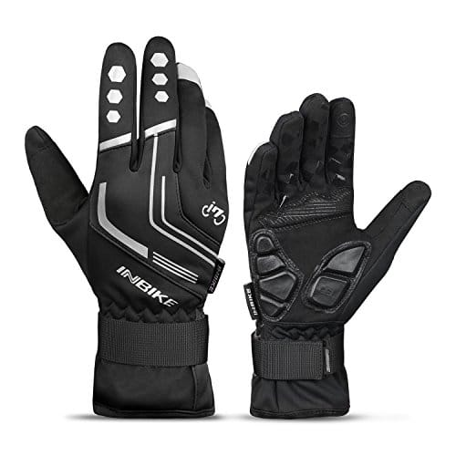 INBIKE Cycling Gloves for Men review