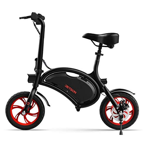 Jetson Bolt Folding E-Bike Full Throttle Electric Bicycle with LCD Display review