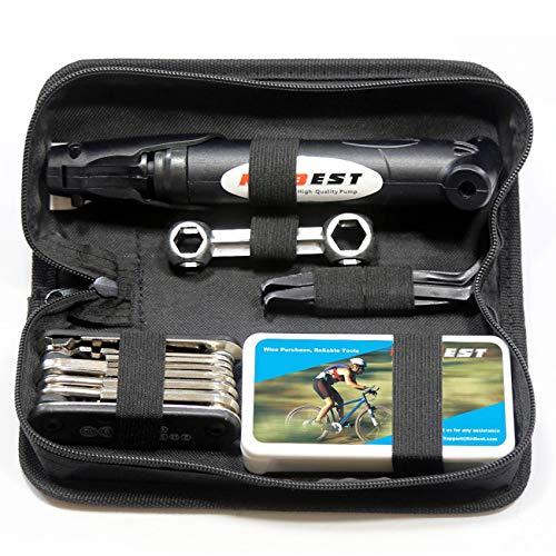 Kitbest Bike Repair Tool Kit review