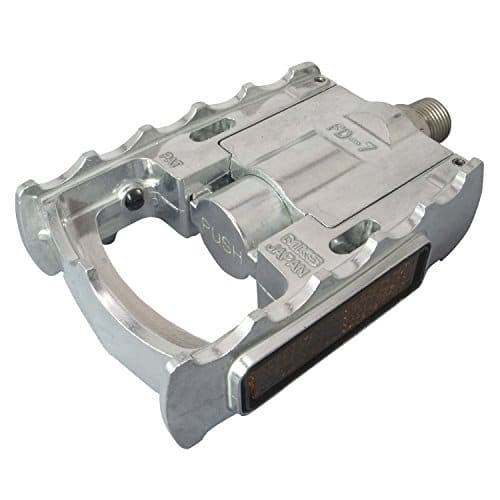 MKS FD-7 Folding Pedals review