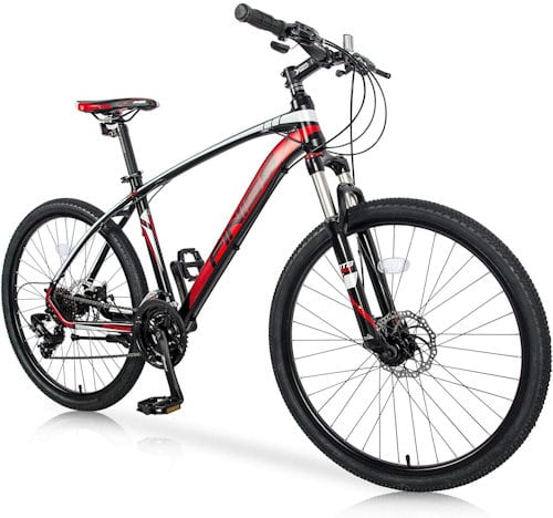 Merax 26-inch Aluminum 24-Speed Mountain Bike with Disc Brakes review