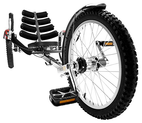 Mobo Shift 3-Wheel Recumbent Bicycle Trike review