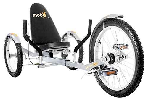 Mobo Triton Pro Adult Tricycle for Men & Women review