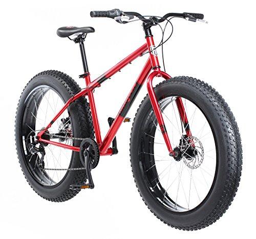 Mongoose Dolomite Fat Tire Mountain Bike review