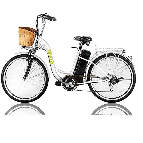 Nakto ebike with Removable Lithium Battery BRIGHT GG review