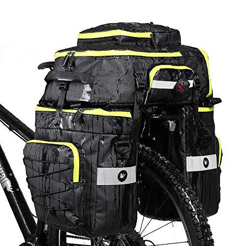 Rhinowalk Bike Pannier Bag Set review