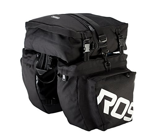 Roswheel 3 in 1 Multifunction Bicycle Expedition Touring Cam Pannier review