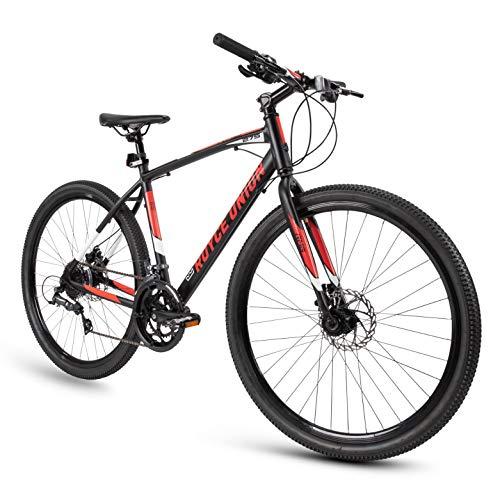 Royce Union Men's Gravel Bike with 27.5-inch 700c Wheels review