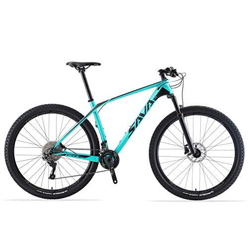 SAVADECK DECK300 Carbon Fiber Mountain Bike review