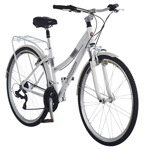 Schwinn Discover Hybrid Bike for Men and Women, 21 Speed, 28-Inch Wheels review