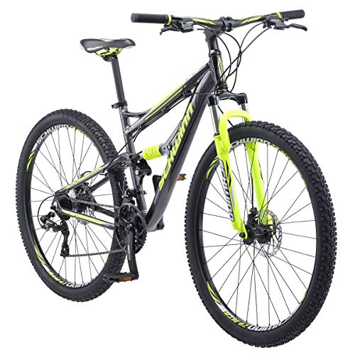 Schwinn Traxion 29 Full Dual-Suspension Mountain Bike review
