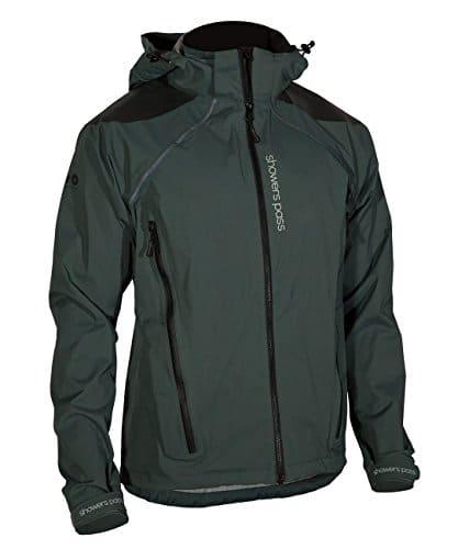 Showers Pass Men's IMBA Hard Shell Cycling Jacket review