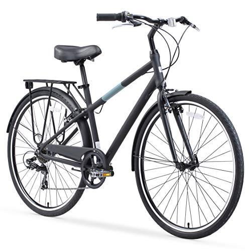 Sixthreezero Reach Your Destination Men's Hybrid Bike review