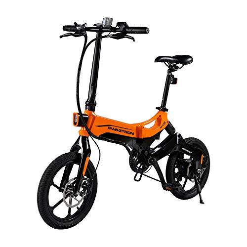 Swagtron EB7 Plus Electric Bike review