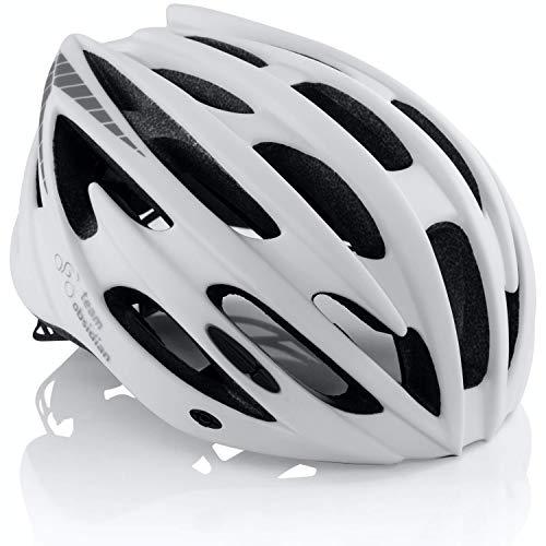 TeamObsidian Airflow Bike Helmet with in-Molded Reinforcing Skeleton review