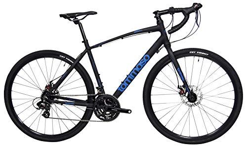 Tommaso Siena Shimano Tourney Gravel Bike review