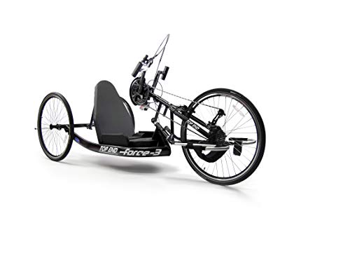 Top End Force-3 Stock Handcycle 60121610 review
