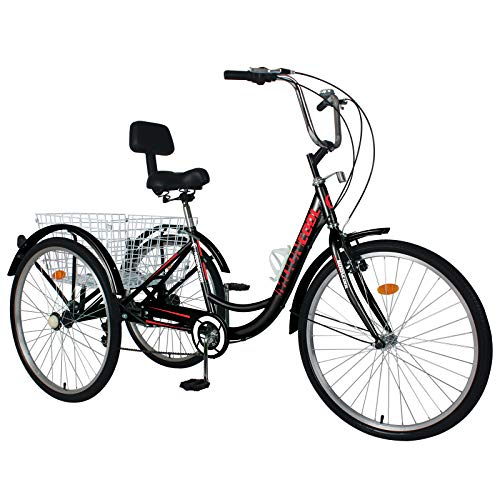 VANELL Adult Tricycle review