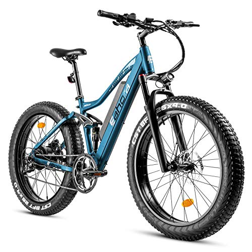 eAhora AM100/AM200 Electric Mountain Bicycle review